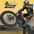 Moto Trial Mania online bike game